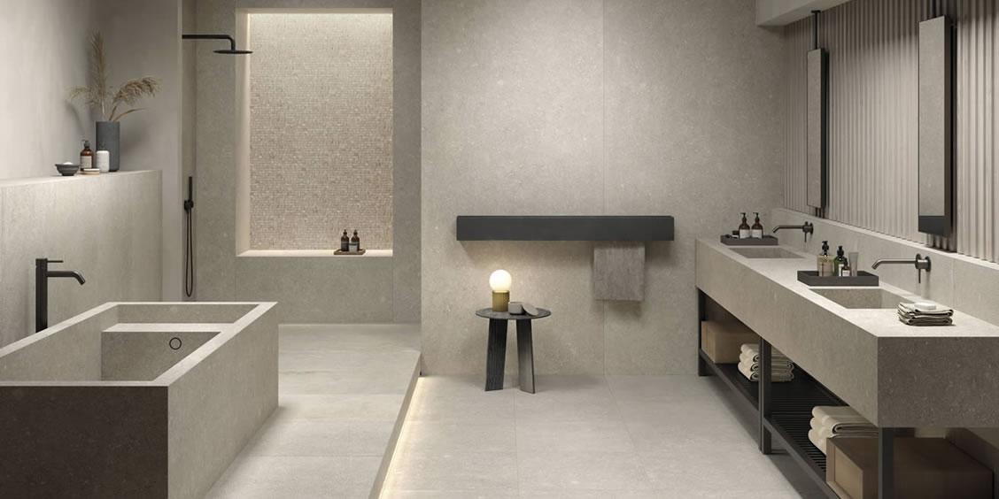 Arredo Progettazione Bagno Kronos Ceramiche Pavimenti E Rivestimenti In Gres Porcellanato