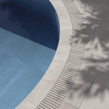 griglia bordo piscina