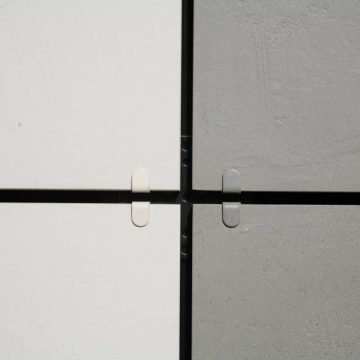 facciata esterna gancio vista