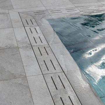 griglia per piscina