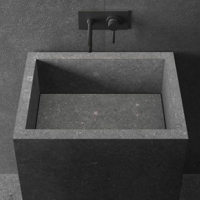 lavabo freestanding su misura