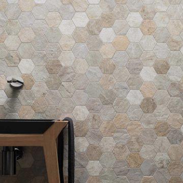 mosaico-esagonale-bagno
