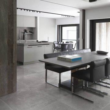pavimenti rivestimenti cucina effetto pietra