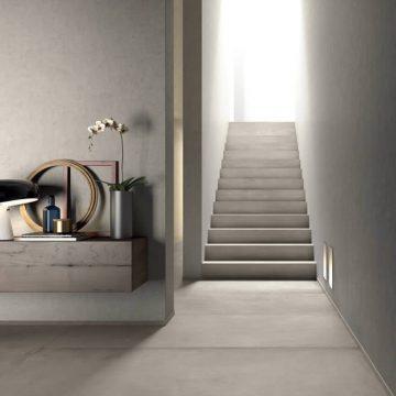 scale gres porcellanato effetto cemento
