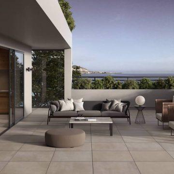 pavimenti esterni effetto cemento