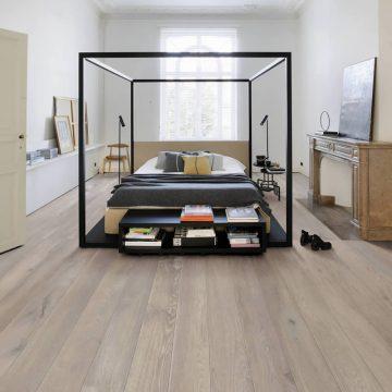 pavimento camera effetto legno