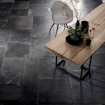 pavimenti in gres porcellanato effetto pietra