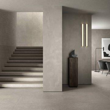 scale in gres porcellanato effetto pietra