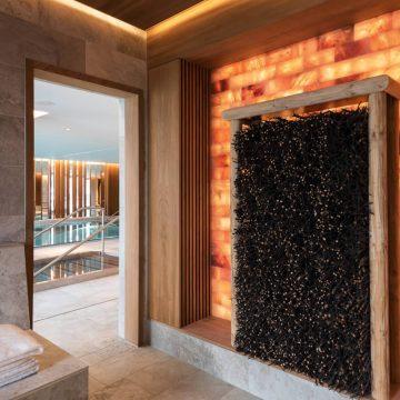 rivestimenti per spa - stanza del sale